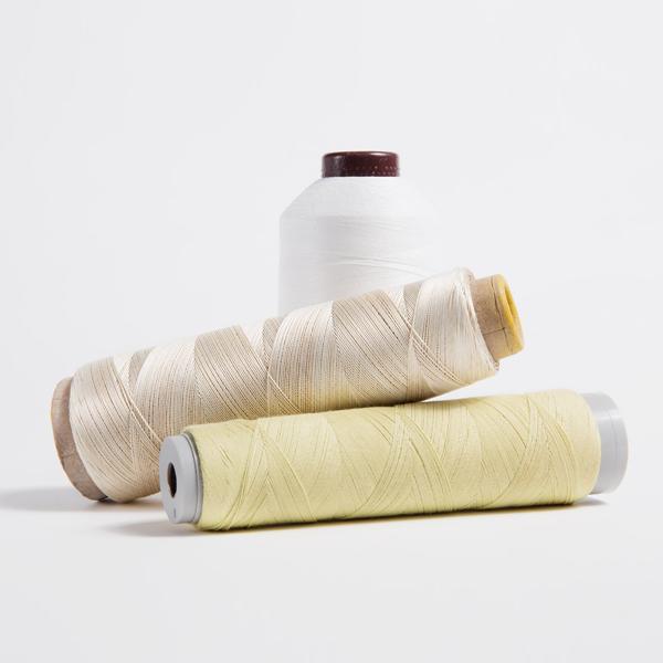 Nähgarn zur Herstellung von flexible Isolierungen