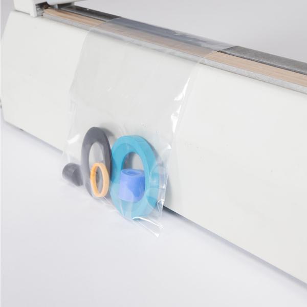 PTFE-beschichtete Glasgewebe als Trennfolie an Schweissbalken